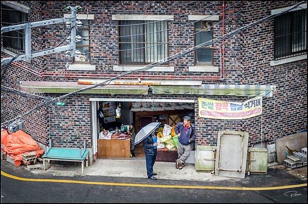 Korea Yeongdogu 2017March PG 302