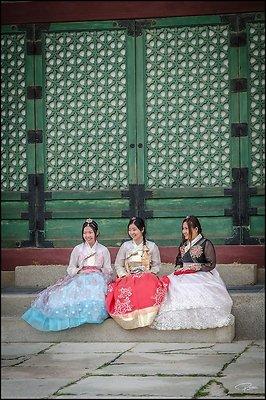 Korea Seoul GyeongBokGung 2017Sept06 PG 100
