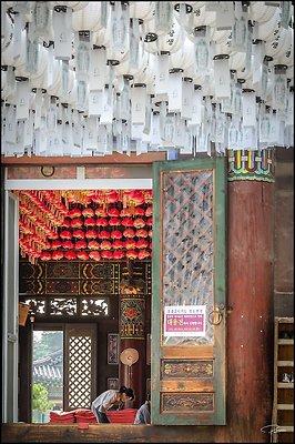 Korea Seoul BongeunsaTemple 2017Sept07 PG 066
