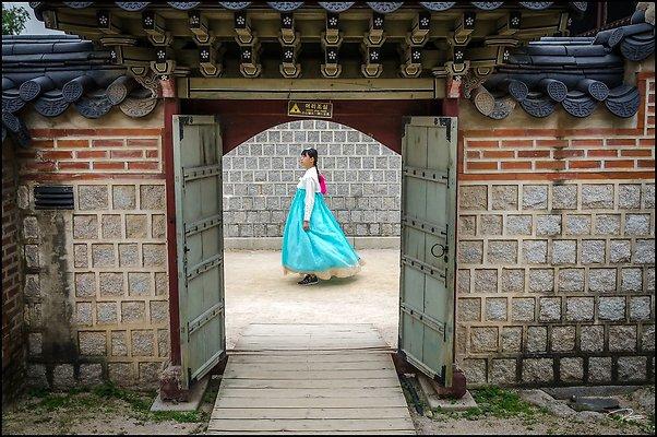 Korea Seoul GyeongBokGung 2017Sept06 PG 193