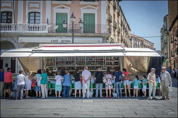 Spain Segovia 2017July PG 040