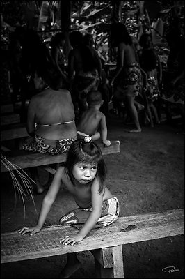 Panama Panama MonkeyIslandWounaanVillage 2019 Nov29 PG 264 PG